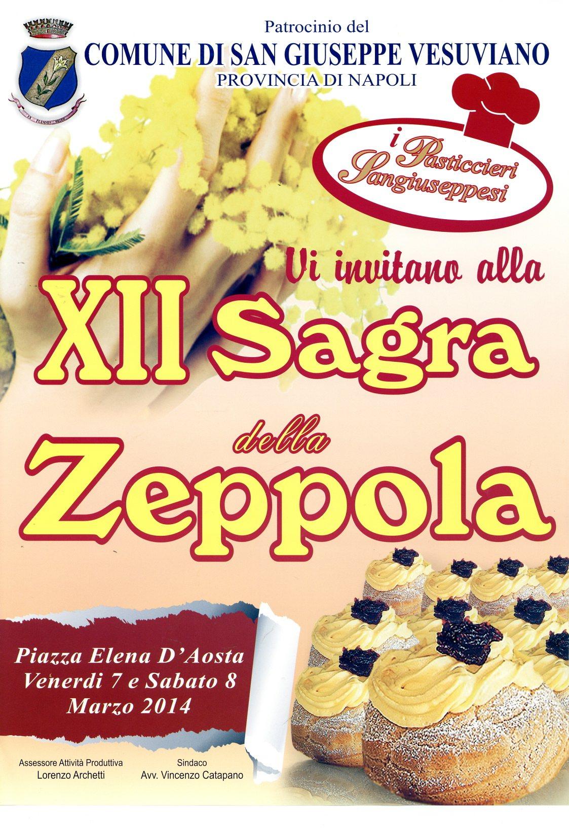 XII Sagra della Zeppola